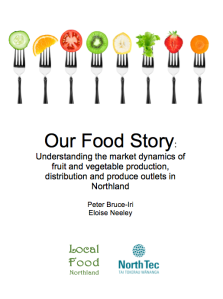 Our Food Story