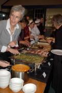 Banquet serving