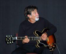 guitar at banquet