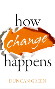 How change happens duncan green